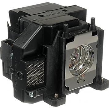 PJxJ Beamer proyector Lámpara ELP88 para Epson PowerLite 955WH ...