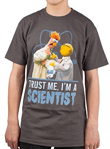 Muppets Trust Scientist Beaker T shirt