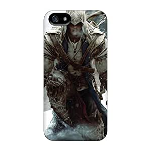 Iphone 5/5s Case, Premium Protective Case With Awesome Look - Assassins Creed 3