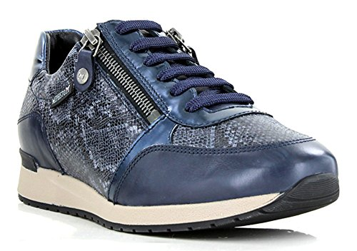 Basses Femme Baskets Navy Mephisto Nona Mode qPOBEET