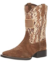 Kids' Patriot Western Boot
