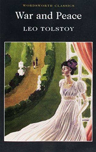 War and Peace (Wordsworth Classics) [Leo Tolstoy] (Tapa Blanda)