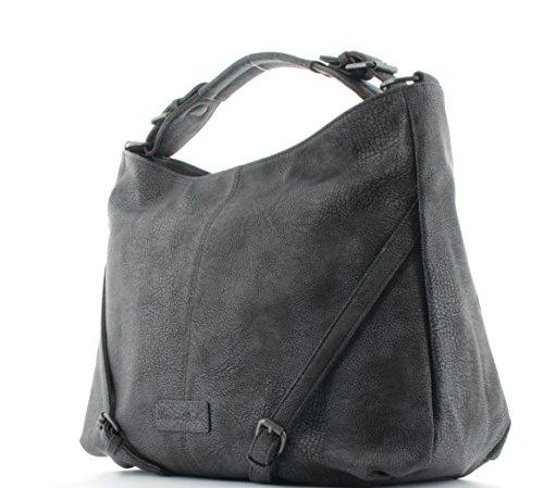 Fritzi aus Preußen Shopper Tasche ELKE 2D - Onyx