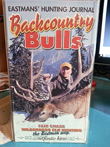 Backcountry Bulls VHS
