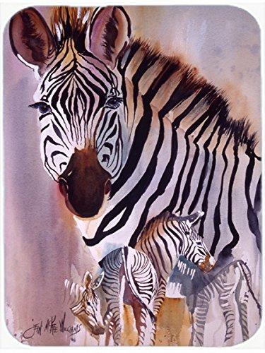 Caroline's Treasures Zebras Mouse Pad/Hot Pad/Trivet (JMK1197MP)