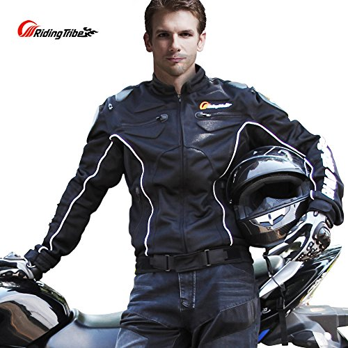 Motorcycle Protective Gear Riding Racing Jacket Rider Biker Armor for Men
