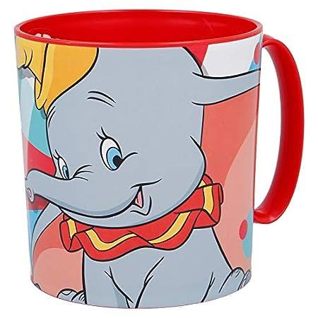 2637; Taza microondas Disney Dumbo; capacidad 350 ml ...