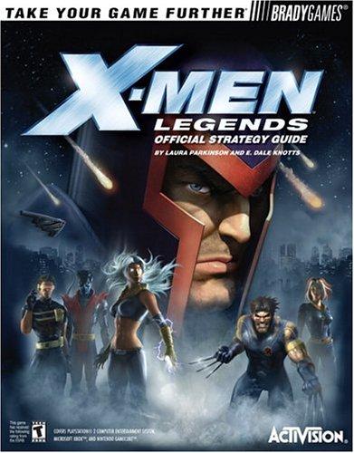 X-Men(TM) Legends Official Strategy Guide