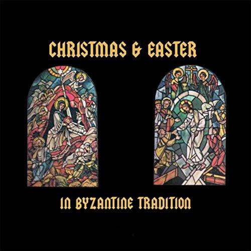 Tropar and Kondak of the Christmas Liturgy (Christmas Byzantine Liturgy Catholic)
