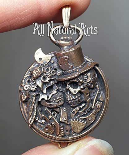 amazon com immortal love watch parts pendant silicon bronze handmade