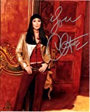 Cher Autographed Signed 8 X 10 Reprint Photo - Mint Condition