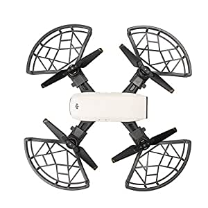 RCstyle Quick Releasf Prop Propeller Guards Grid Desigh For DJI SPARK Accessories-Gray