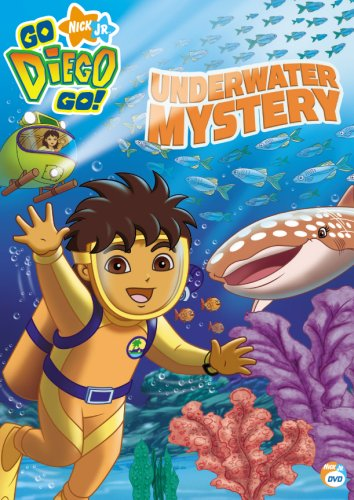 Go Diego Go! - Underwater - Go Diego New