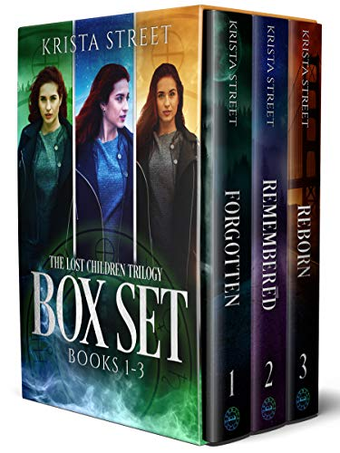 The Lost Children Trilogy Complete Box Set: Forgotten, Remembered, Reborn (Books 1-3)