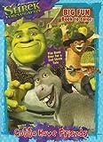 Dreamworks Shrek Forever After Big Fun Book to Color