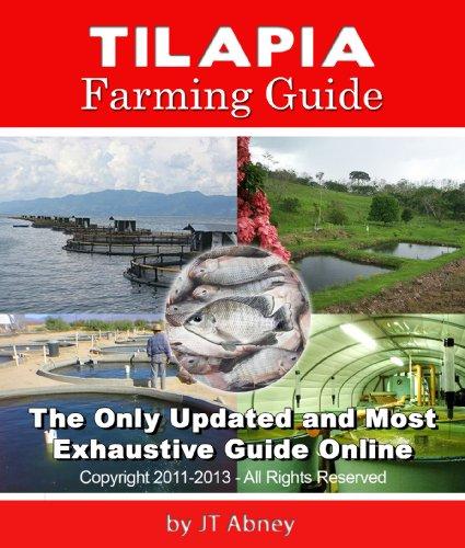 Tilapia Farming Guide by [Abney, JT]