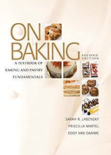 On baking update a textbook of baking and pastry fundamentals on baking a textbook of baking and pastry fundamentals 2nd edition fandeluxe Images
