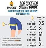 Sparthos Full Leg Compression Sleeves - Brace for
