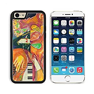 Abstract Art Amazing Pattern Painting Pretty Punktail's Collections iPhone 6 Cover Premium Aluminium Design TPU Case Open Ports wangjiang maoyi