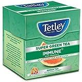 Tetley Super Green Tea, Immune, 10 Tea Bags
