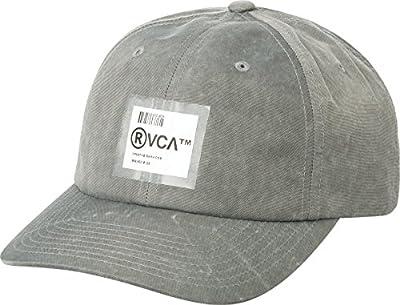 RVCA Men's barcode Strapback Hat from RVCA