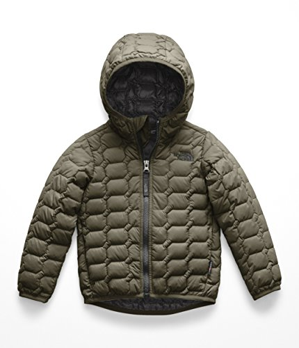 The North Face Todd Thermoball Hoodie - New Taupe Green - 4T