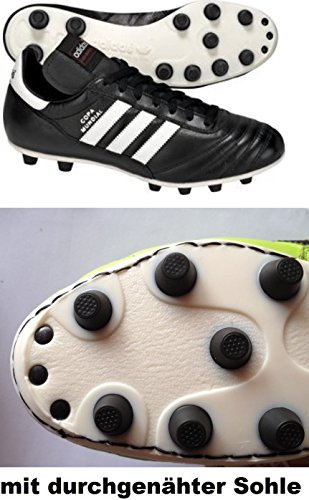 adidas Botas de Fútbol Para Hombre Negro Negro