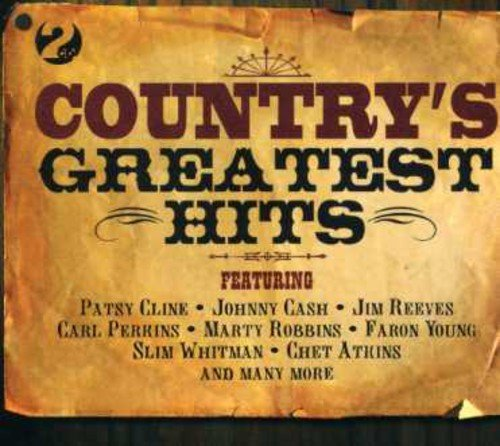 Greatest Country Hits Cd (Country's Greatest Hits)