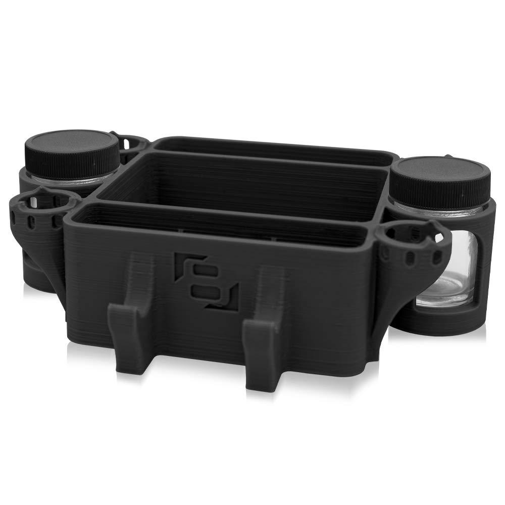 STR8 Brand STR8 Essentials All In One Station XL (Onyx Black)