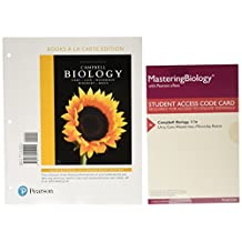 Campbell Biology, Books a la Carte Plus Mastering Biology with Pearson Etext -- Access Card Package