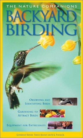 Download The Nature Companions Backyard Birding (Nature Companion Series) PDF