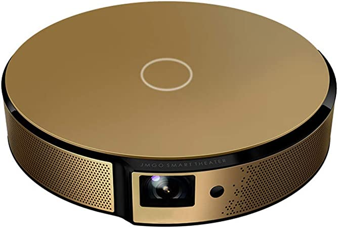 video Sin Televisor De Pantalla, Mini Proyector, Proyector Inteligente DoméStico HD InaláMbrico PortáTil, 4k / 1080p, Bluetooth, Sistema Android.: Amazon.es: Hogar
