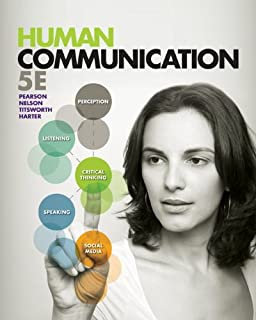 Amazon human communication the basic course unbound 13th customers who viewed this item also viewed fandeluxe