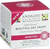 1000 Roses Beautiful Day Cream Andalou Naturals 1.7 oz Liquid