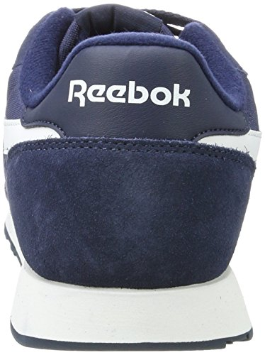 Bs7972 White Reebok Collegiate Fitness 000 Multicolore de Chaussures Homme Navy drrwC8