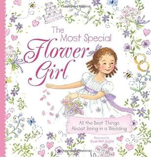 Flower Girl: Coloring Book (Wedding Coloring Book): Speedy ...