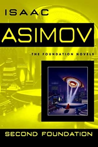 book cover of Second Foundation