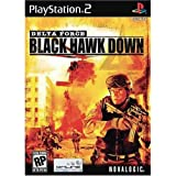 Delta Force Black Hawk Down - PlayStation 2
