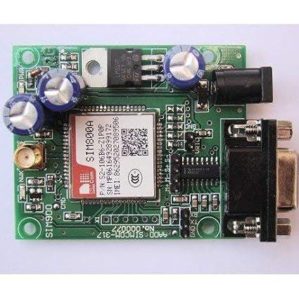MatLogix SIM800A GSM/GPRS UART RS232 inbuilt Bluetooth, Arduino GSM