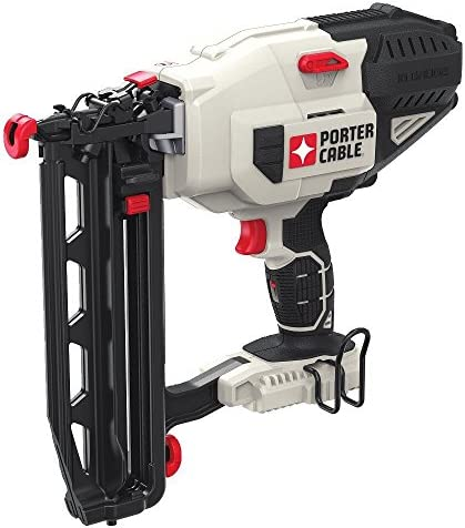 PORTER-CABLE 20V MAX Finish Nailer, Straight, 16GA, Tool Only PCC792B