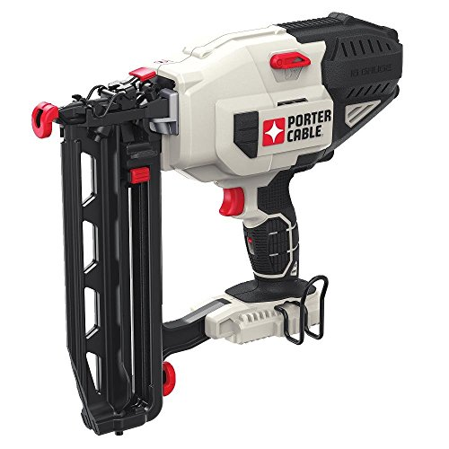 PORTER-CABLE PCC792B 20V MAX Cordless Lithium 16GA Straight Finish Nailer Bare Tool