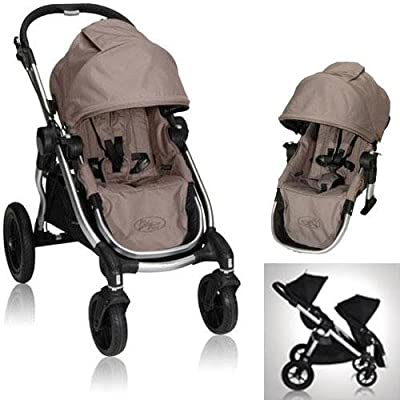 Baby Jogger BJ20257 City Select Stroller with Second Seat - Quartz by Baby Jogger