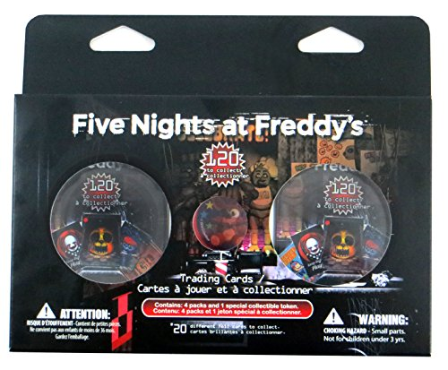 Five Nights At Freddy's Trading Card Set Card Trading Card Set