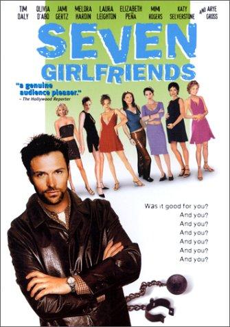 DVD : Seven Girlfriends