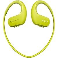 Sony 索尼 NW-WS413 可穿戴式运动防水音乐播放器 柠檬绿 4G
