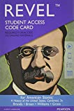 Revel -- Access Card -- American Stories : A History of the United States, Combined, Brands, H. W. and Breen, Timothy H., 0133870332