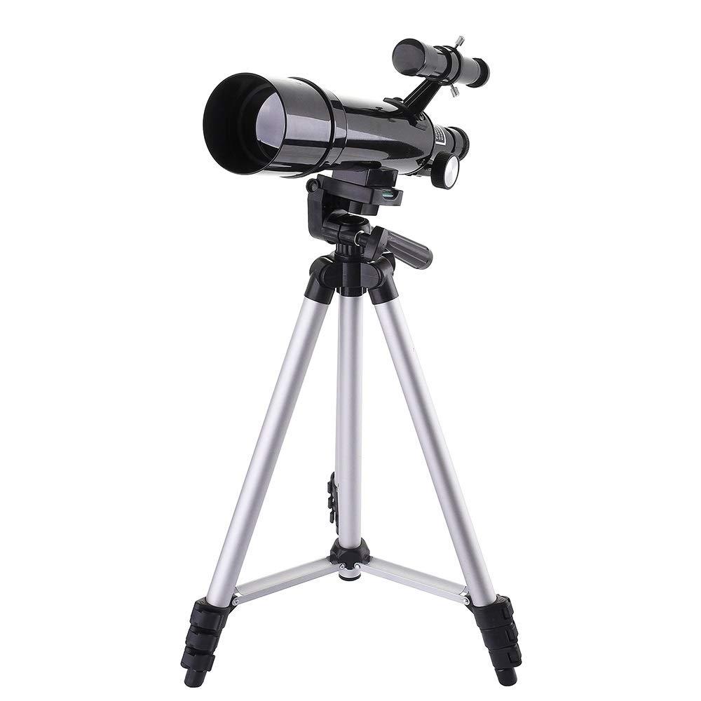 JUNNA Astronomical Telescope High List Tube 50AZ High Power Telescope 50360 Upgrade Version HD View Moon by JUNNA