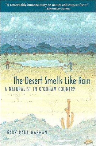 Desert Smells Like Rain