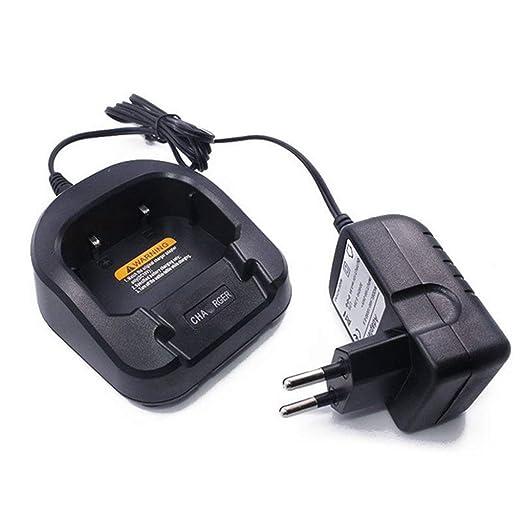 Kongnijiwa 100-240 walkie Talkie Radio de Dos vías de la ...