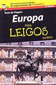 Guia de Viagem Europa Para Leigos